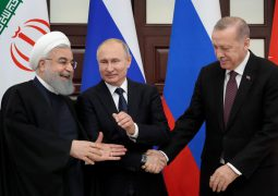 Russia's Real Reasons for Partnering with Iran