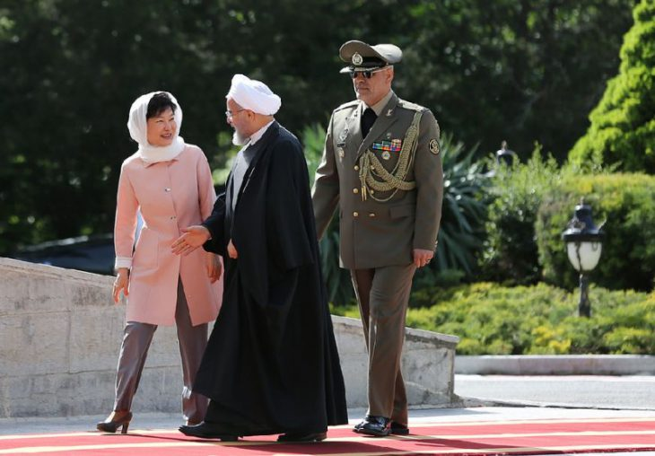 US-Iran Tensions and its impact on South Korea