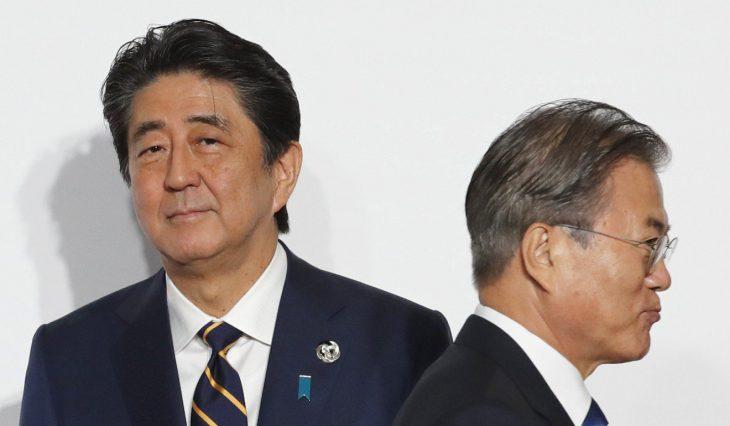 Geopolitics: China can win a 'trade war' between Japan and South Korea