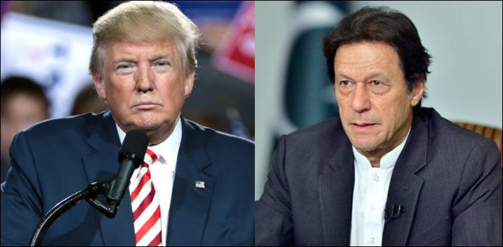 Trump and Imran Khan to meet to sort out state of relations