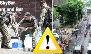6 Bombs hit Bangkok during major security meeting