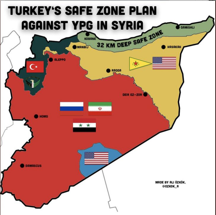 Can the Turkey-US agreement on Syria arise from a graveyard of broken promises?