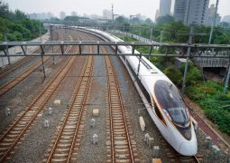 China's railway spending plummets as Beijing struggles to sustain momentum
