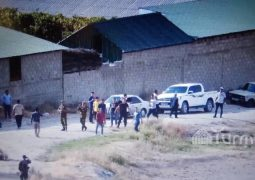 After armed clashes, citizens of Tajikistan suspend building works on border with Kyrgyzstan