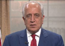 US House Committee Subpoenas Khalilzad On Taliban Talks
