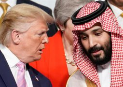 MBS tells Trump Saudi 'willing and able' to respond to attacks