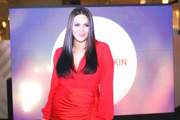 KC Concepcion defies beauty standards as global brand's first Filipina face