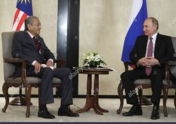 Mahathir raises issue of poorly-maintained Sukhoi, MiG with Putin