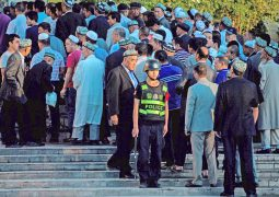 US Senate presses action on China's 'systemic' crackdown on Uighur Muslims