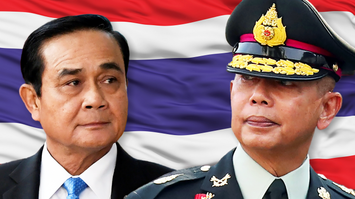 Thai military files sedition case against opposition leaders, academics