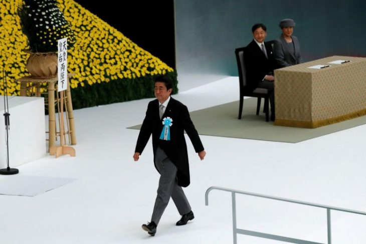 A tale of two princes: how 1993 shaped Abe and Japan's politics