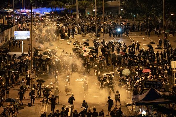 Turmoil in Hong Kong: Joshua Wong bid for election rejected