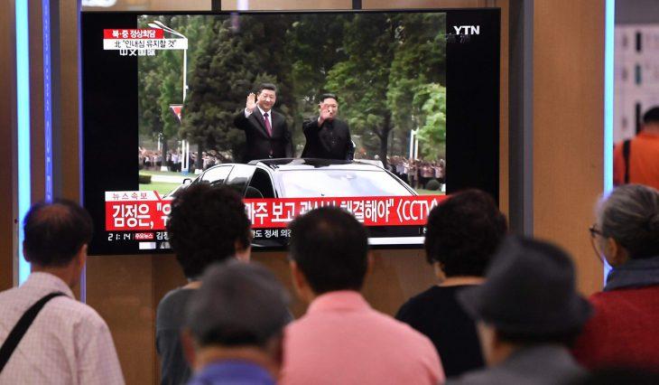 Xi and Kim hail 'immortal' China-North Korea relationship