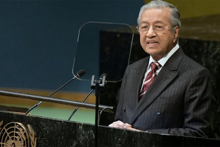 Prime Minister Mahathir stands by Kashmir comments despite palm oil boycott by India traders