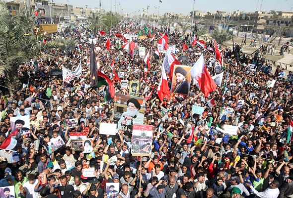 Yet another Middle East country in turmoil: This time Iraq