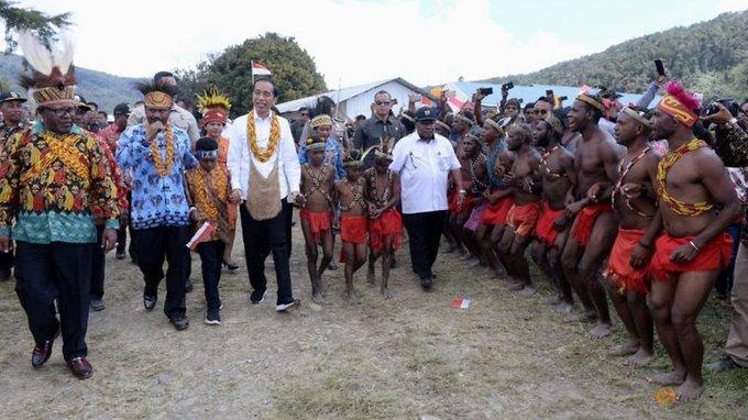 Turmoil in Oceania: Indonesia builds bridge to help quell West Papua unrest