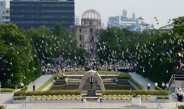 Nagasaki remembered: Pope condemns 'unspeakable horror' of nuclear weapons at Nagasaki