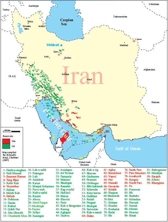 New oil field found with over 53 billion barrels in Iran: What next?