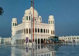 India-Pakistan 'peace corridor' opens Sikh temple to tourists
