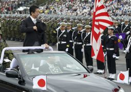 Tokyo to revise Japan's pacifist charter