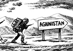 Ahainistan: US Troops To Stay In Afghanistan Several More Years