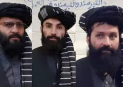 Haqqani Prisoners Returned to Bagram Prison