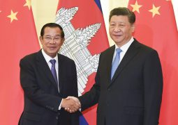 Cambodia 'playing with fire' by cosying up to China, says opposition figure Sam Rainsy
