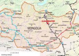 Russian Railways pledges to partner in railway project in Mongolia