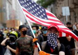 Washington voices 'grave concern' over Hong Kong clashes, calls for restraint on all sides