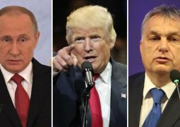 Trump, Putin and Hungary's Orban all share a disdain for Ukraine. That's raising alarm bells