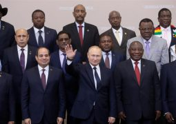 Russia has joined the 'scramble' for Africa