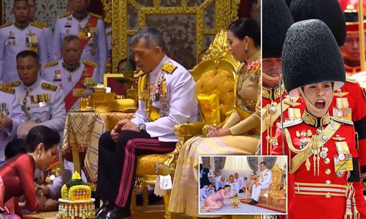 Thai King continues palace purge, expels bedroom guards for 'extremely evil misconduct' and 'adultery'