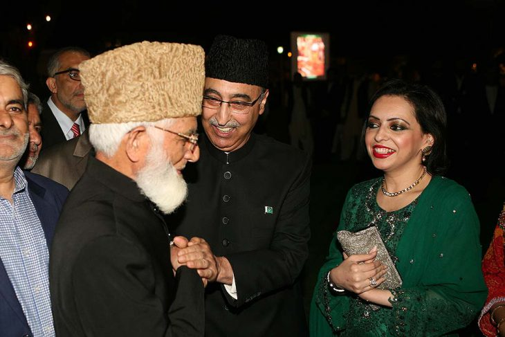 Hurriyat leader Syed Ali Shah Geelani issues 10-point resistance plan against India