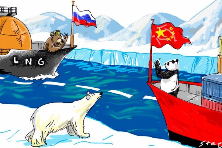 Sino-Russian ties in Pakistani eyes