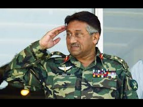 """The General, who served well! Now Musharraf sees """"personnel vendetta"""""""