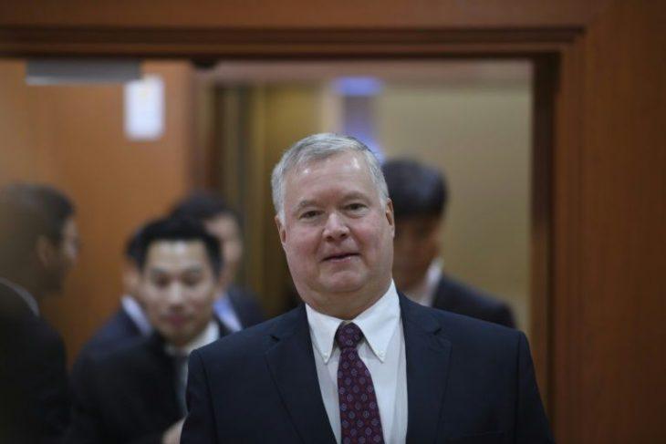 US N.Korea envoy confirmed as Pompeo's number two