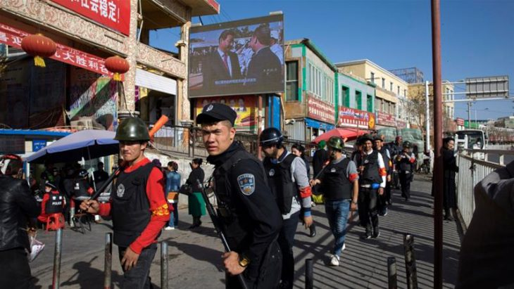 Trade war, Hong Kong, Uighurs, South East Sea, WMD what else to come!? China warning on US Uighur bill casts more doubt over trade deal