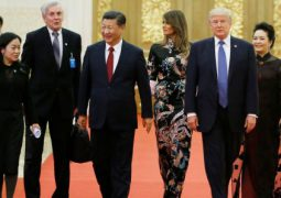 Trump 'likes' idea of waiting to make a trade deal with China