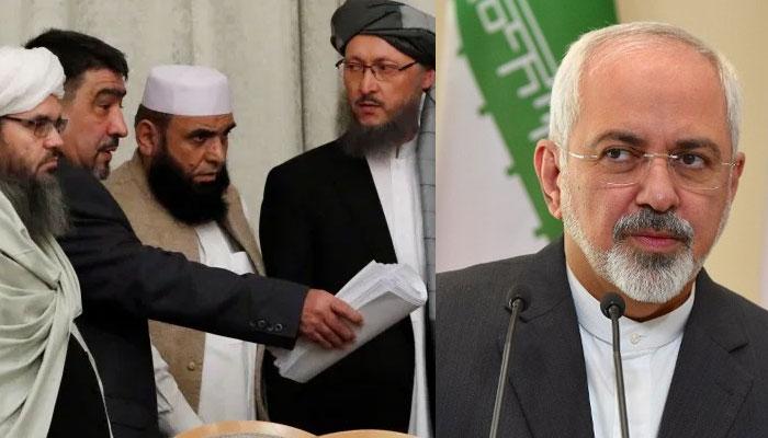 Iran says it opposes US-Taliban talks