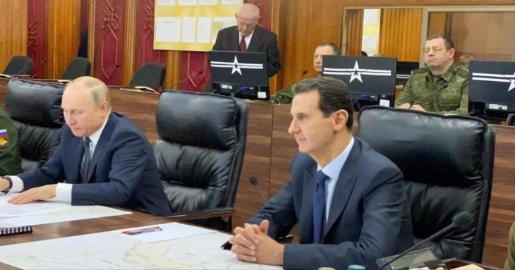 Russia feels safe itself in boiling Middle East: Putin meets Assad in rare Syria visit amid US-Iran tensions