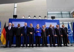 Participants agree to respect arms embargo on Libya in Berlin summit