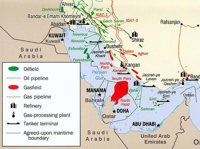 Qatari emir talks Iran: 'De-escalation' the only way forward