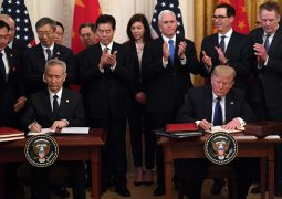 Delivered on promise: Trump signs historic phase one trade deal with China
