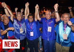BN defends Kimanis seat with 2,029 vote majority [NSTTV]