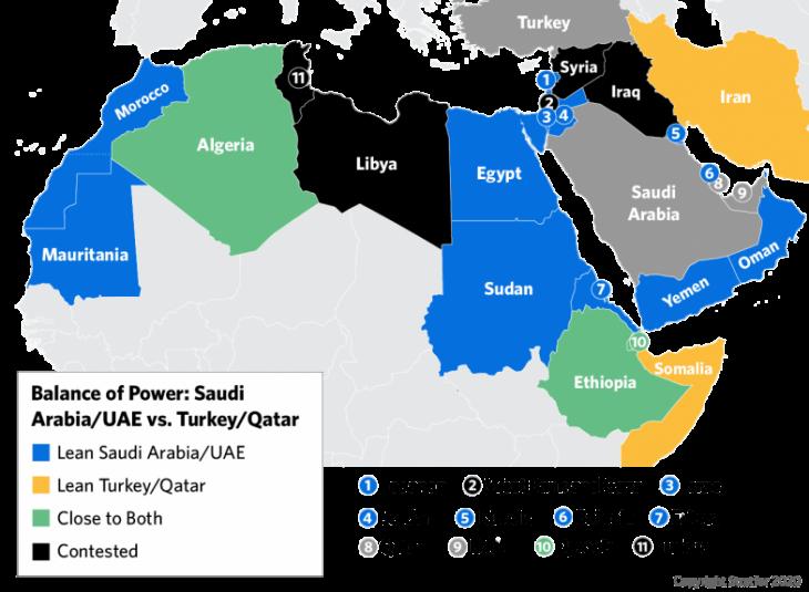 Why Turkey's Libya commitment angers Arab nations