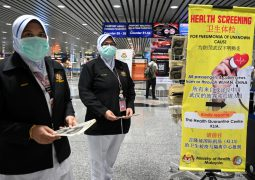 Malaysia on high alert for Wuhan coronavirus