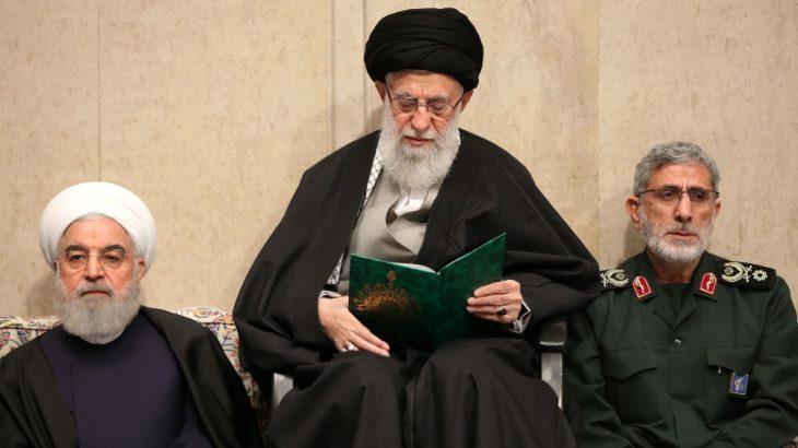 New 'shadow commander' of Iran's Quds Force EsmaiI Qaani personal friend of late Soleimani