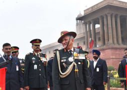 Indian General Talks of 'Deradicalization Camps' for Kashmiris