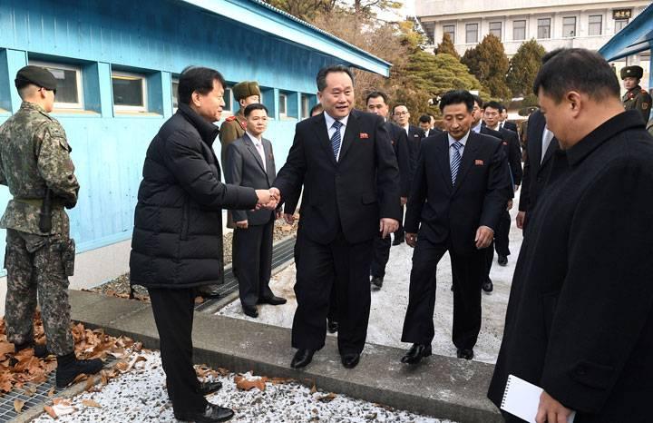 North Korea Picks Army Man Who Led Korean Talks as Top Envoy