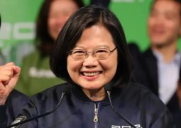 Formosa straight gets wider! Tsai faces choppy China waters after Taiwan election landslide